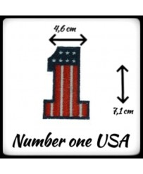 Patch Number One U.S.A.