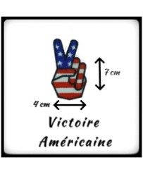 Patch Victoire U.S.A.