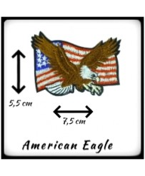 Patch American Eagle