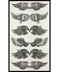 """Tattoo  """" Paire d'Ailes  """""""