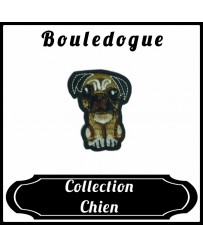 Patch  Bouledogue