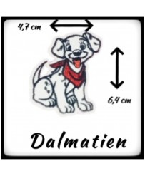 Patch  Dalmatien