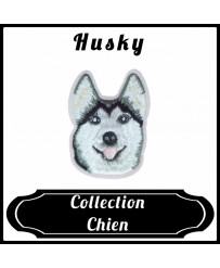 Patch  Husky