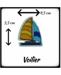 Patch Voilier