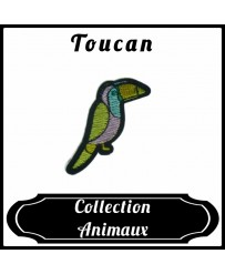 Patch Toucan