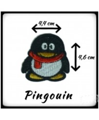 Patch Pingouin