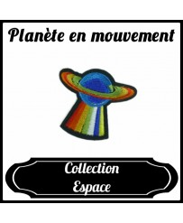 Patch Planète en mouvement
