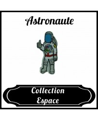 Patch Astronaute