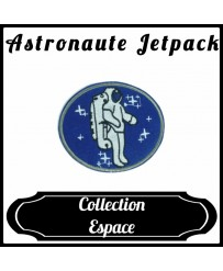 Patch Fanion Astronaute Jetpack