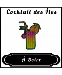 Patch Cocktail des Îles