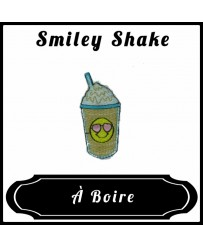 Patch Shake Smiley