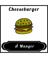 Patch Cheeseburger