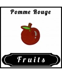 Patch Pomme Rouge