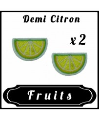 Patch Demi Citron