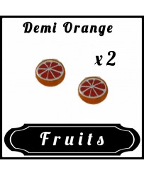 Patch Demi Orange