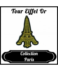 Patch Tour Eiffel or