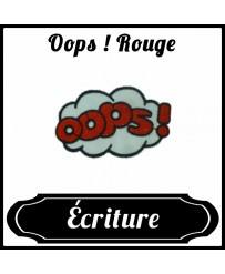 Patch Oops ! Rouge