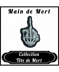 Patch Main de Mort