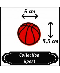 Patch Ballon Basket Ball