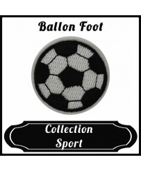 Patch Ballon Football