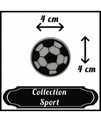 Patch Ballon Football Small