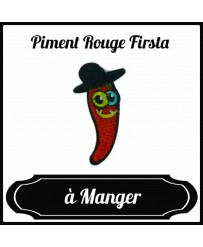 Patch Piment Rouge Fiesta