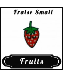 Patch Fraise Small
