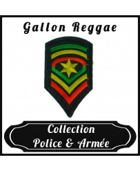 Patch Gallon Reggae