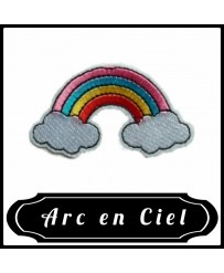 Patch Arc en Ciel