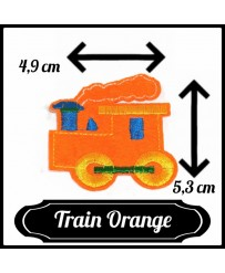Patch Train ( Orange )