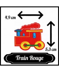 Patch Train ( Rouge )