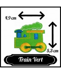 Patch Train ( Vert )