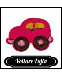 Patch Voiture Fujia