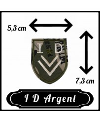 Patch ID Argent