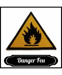 Patch Danger Feu