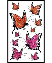 Tattoo Papillons