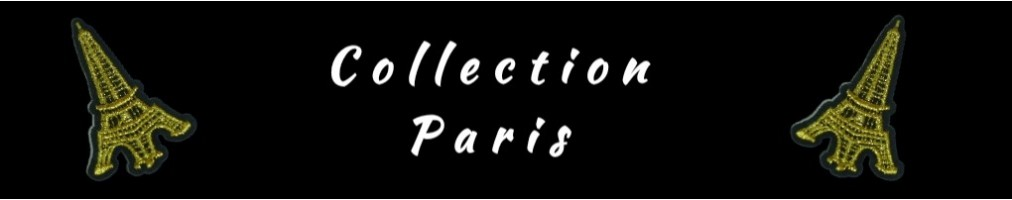 Collection de Patch Thermocollant Paris