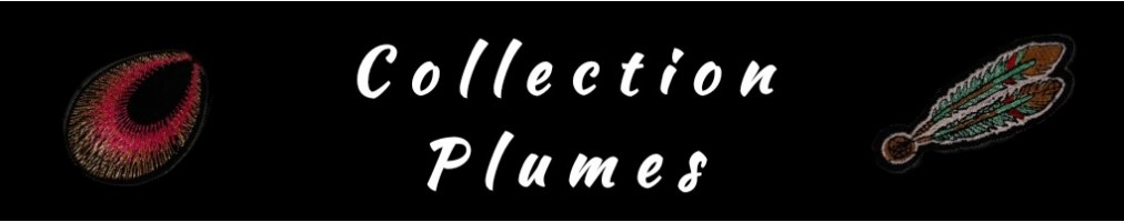 Collection de Patch Thermocollant Plumes